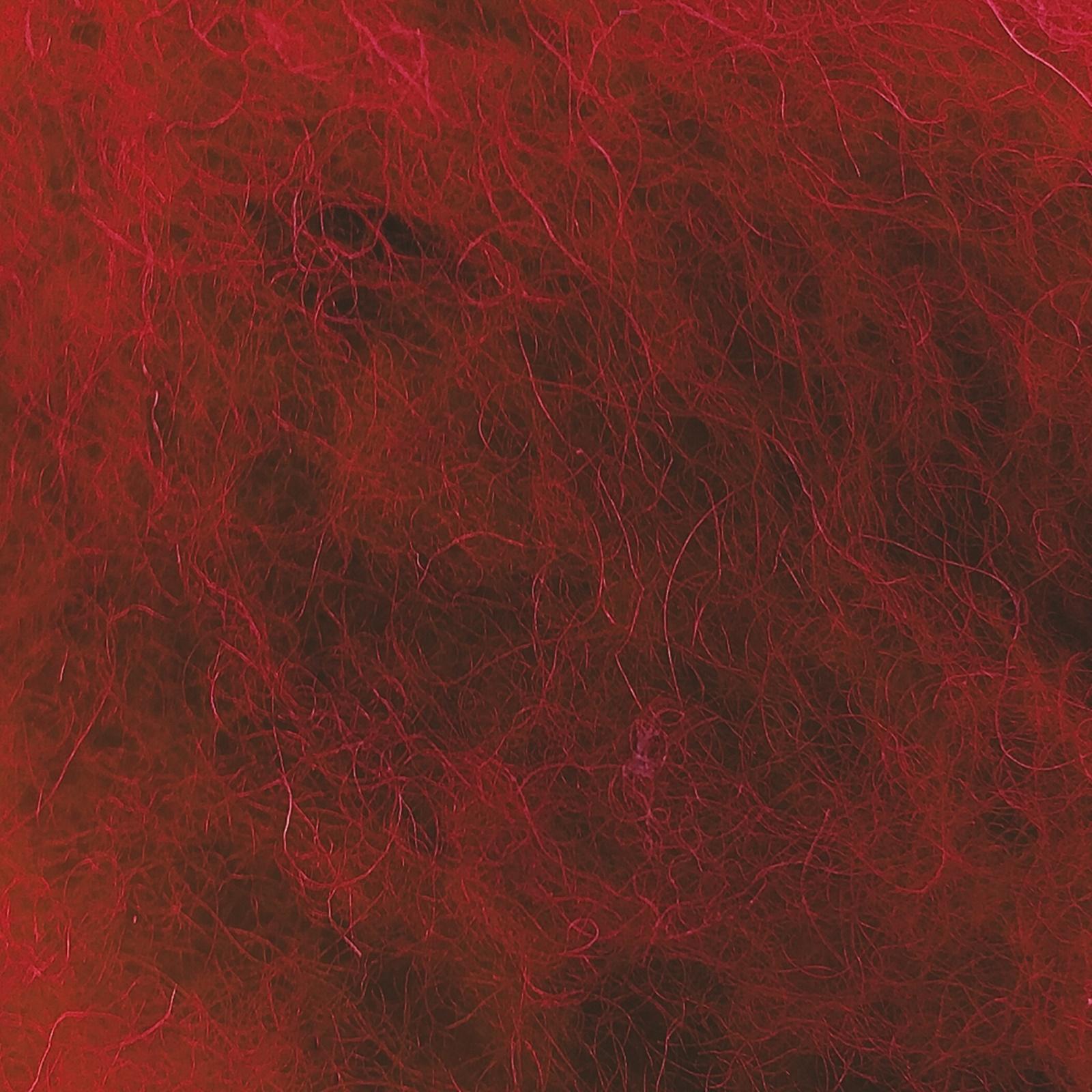 lana rosu inchis