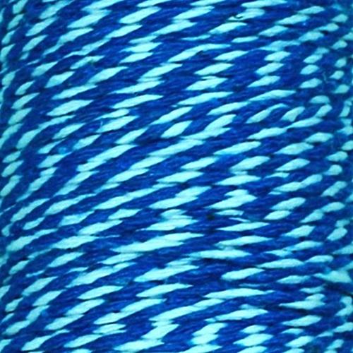 snur albastru - alb