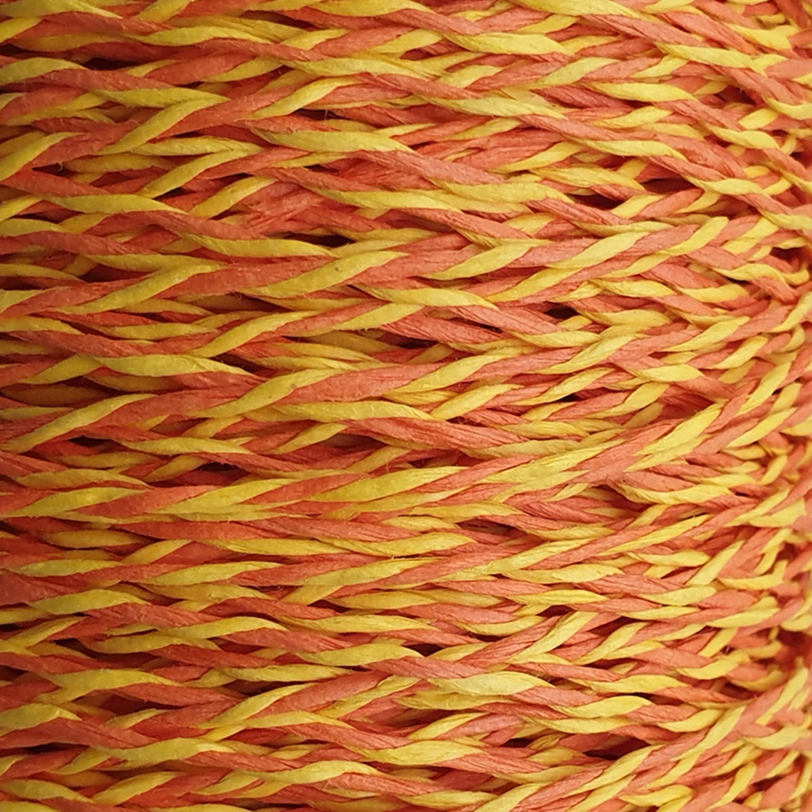 snur galben - portocaliu