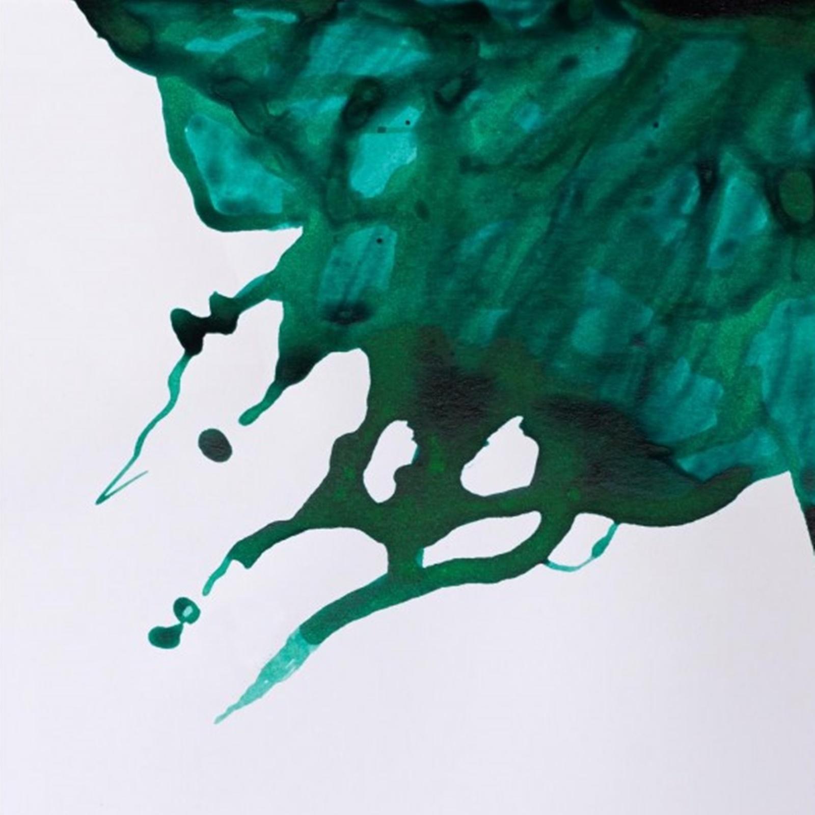verde viridian-cerneala