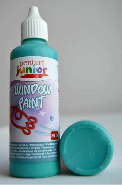 Window paint verde 80 ml