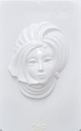 Matrita pentru turnat- Masca venetiana 0
