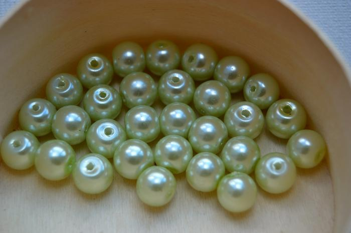 Perle 8 mm (30 buc/set) unt 0
