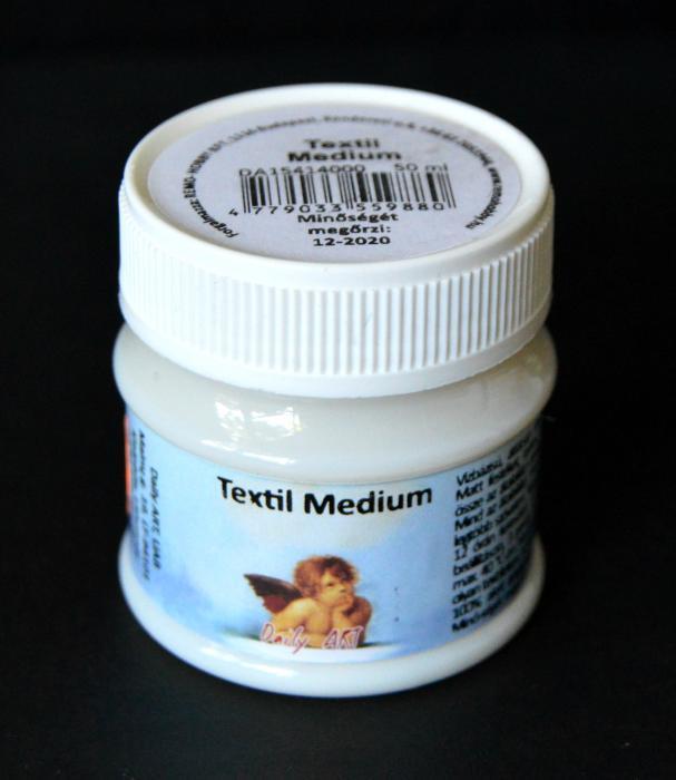 Medium textil (50 ml) 0