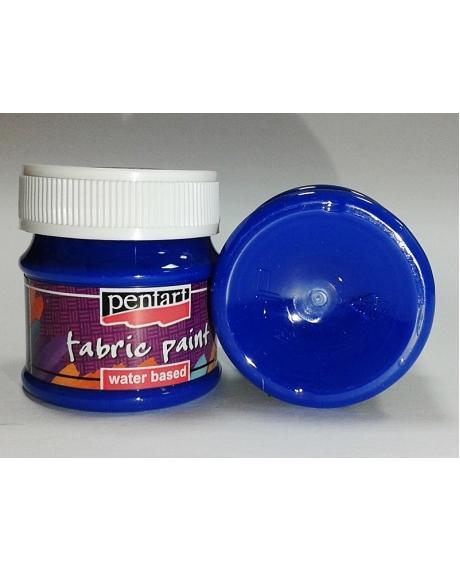 Vopsea textile albastru 50 ml 0