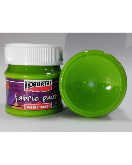 Vopsea textile verde mar 50 ml 0