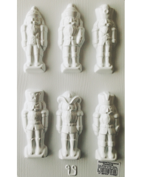 Matrita pentru turnat - Soldati de plumb 0