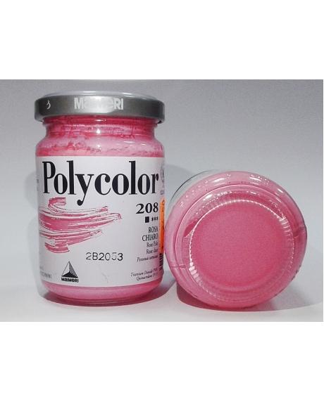 Vopsea acrilica mata, roz pal mediu
