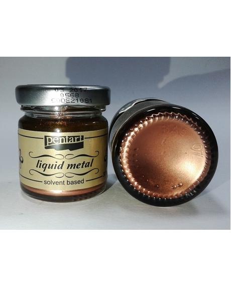 Metal lichid cupru
