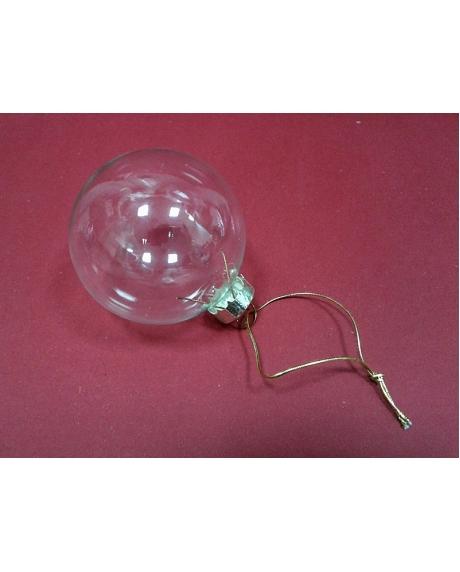 Glob din sticla 6 cm