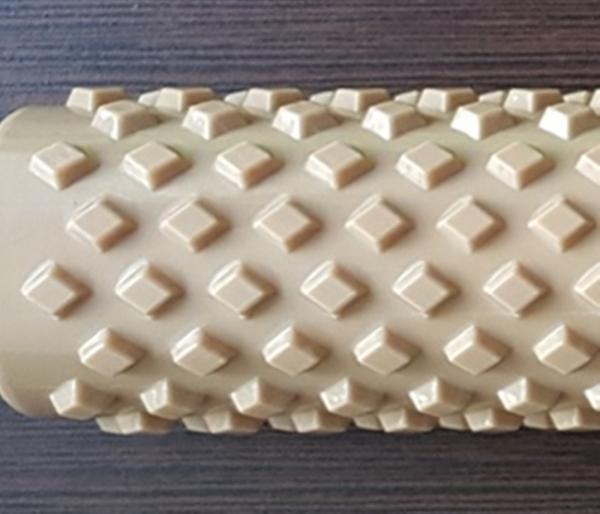 Roller cu textura - Romburi 1