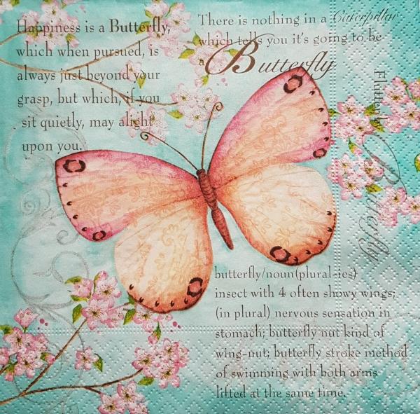 Servetel cu fluture 0