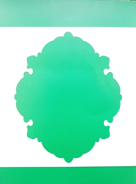 Sablon plastic flexibili, rama [2]