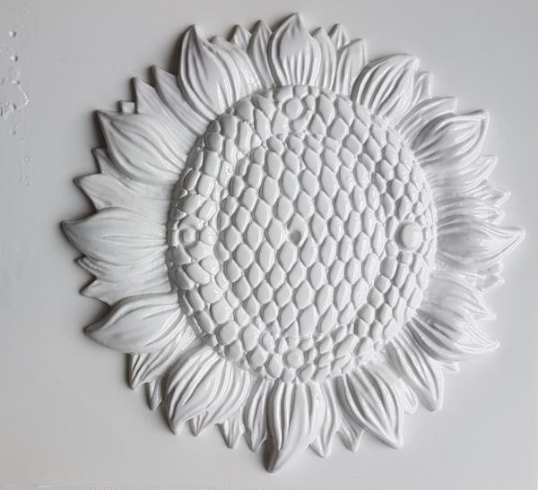 Matrita pentru turnat - Baza ceas floarea soarelui 0