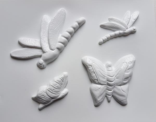 Matrita de turnat - Insecte 0