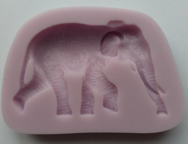 Mulaj din silicon elefant [0]