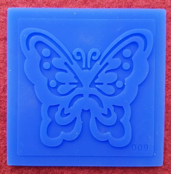 Mulaj din silicon, fluture 0