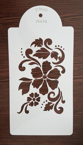 Sablon plastic flexibil - Ornament tort [0]