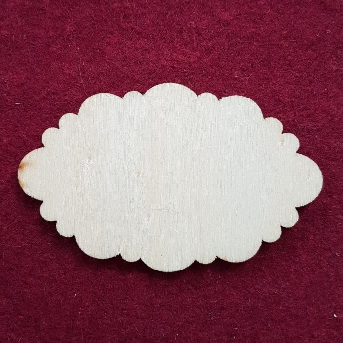 Decoratiune din lemn- placuta decorativa 1 0