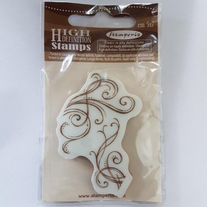 Stampila silicon - Ornament 0