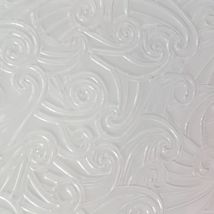Foaie texturata - Valuri 1