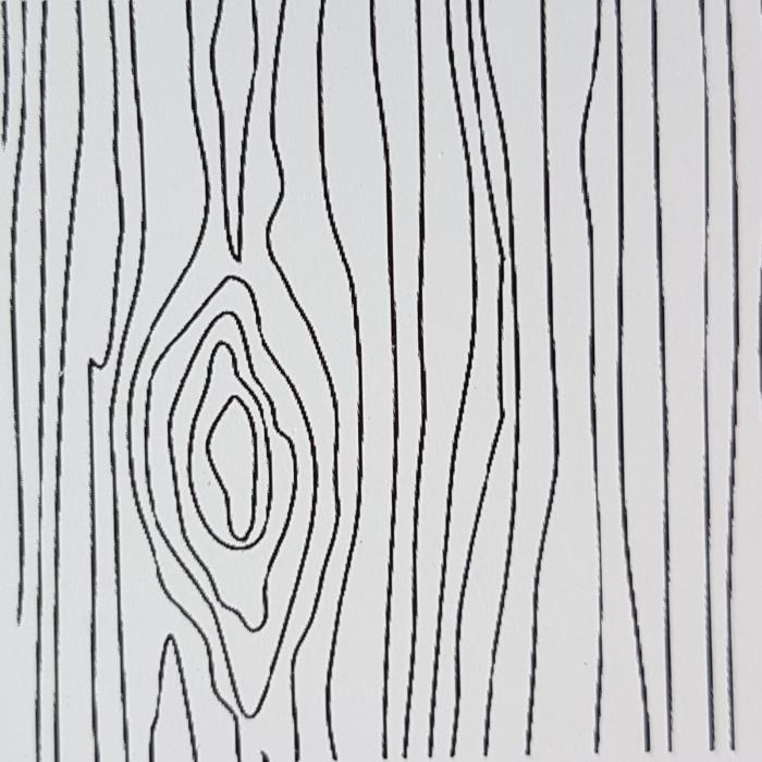 Foaie texturata - Lemn 0