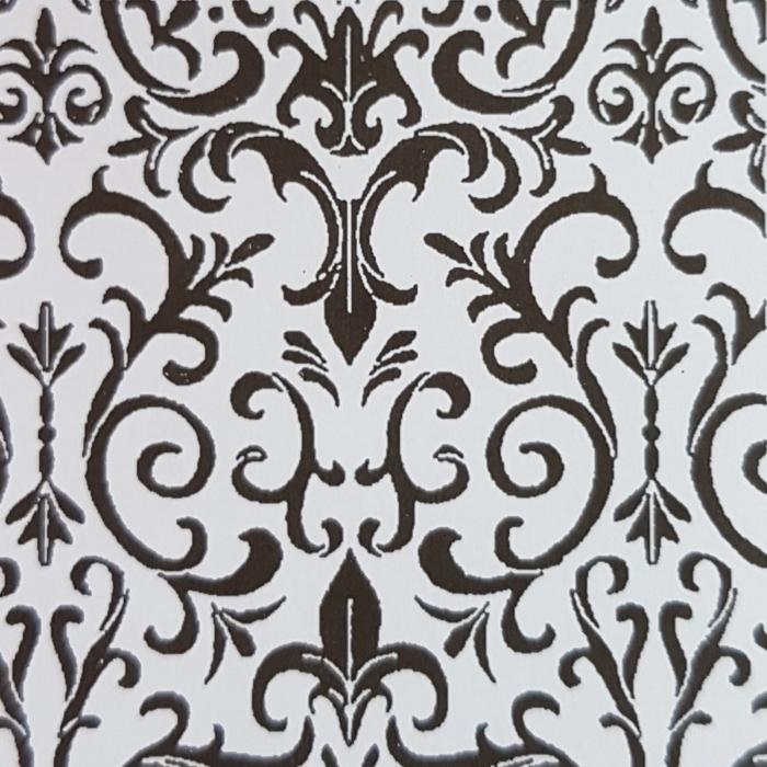 Foaie texturata - Ornamental 3 0