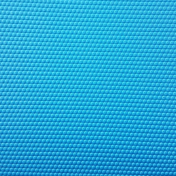 Decorcauciuc texturat albastru deschis 0