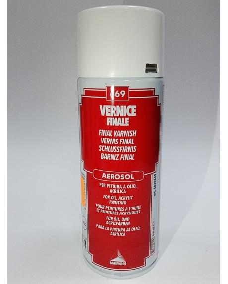 Vernis final lucios aerosol 400ml 0