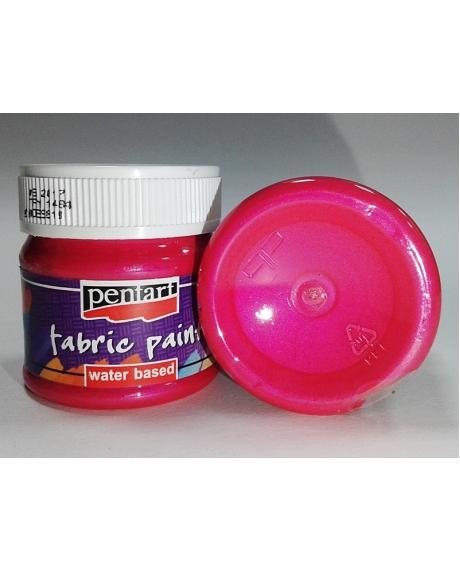 Vopsea textile pink 50 ml