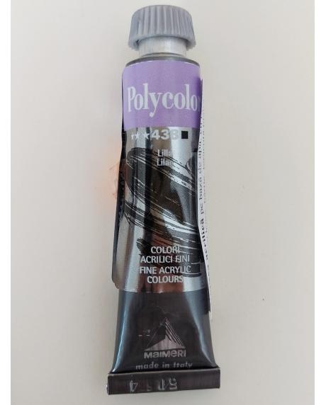 Vopsea acrilica lilac (20 ml)