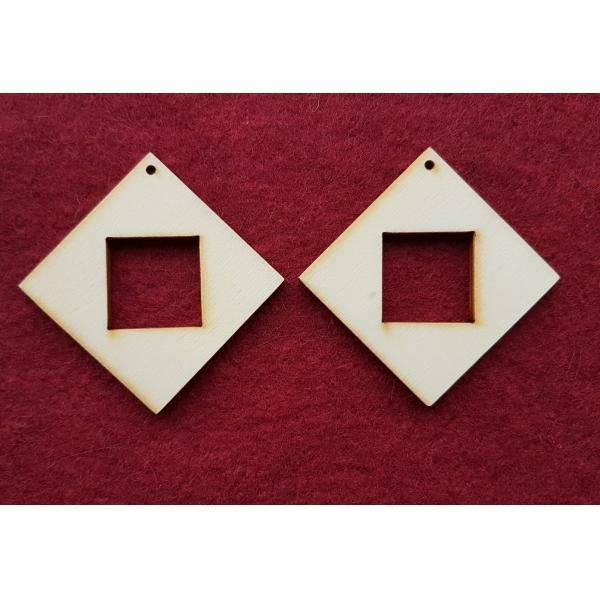 Baza lemn pentru bijuterii 0