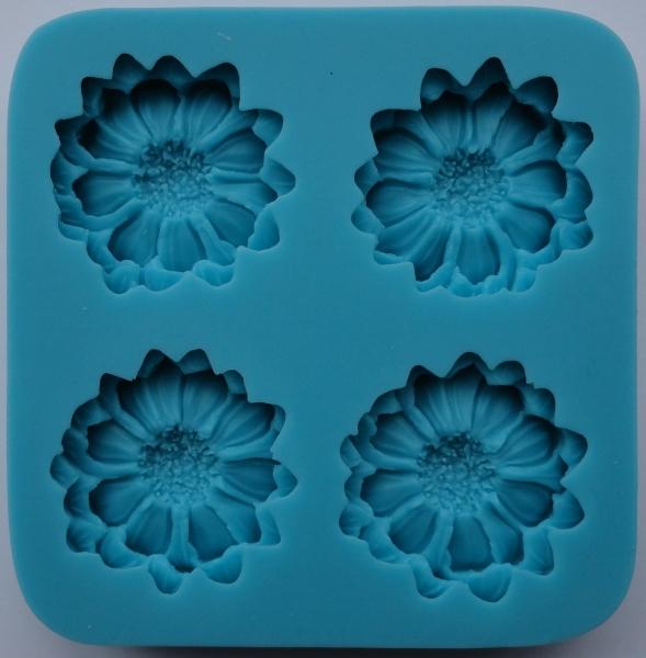 Mulaj din silicon, floare