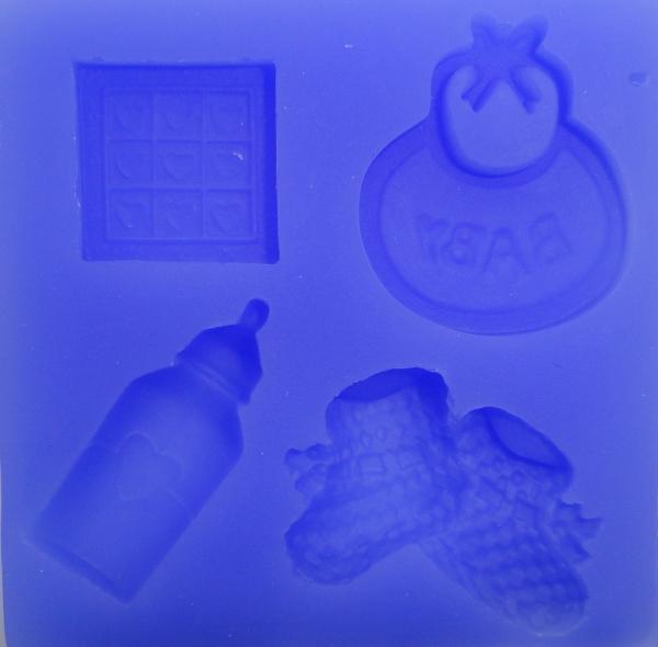 Mulaj din silicon, accesorii bebe 0