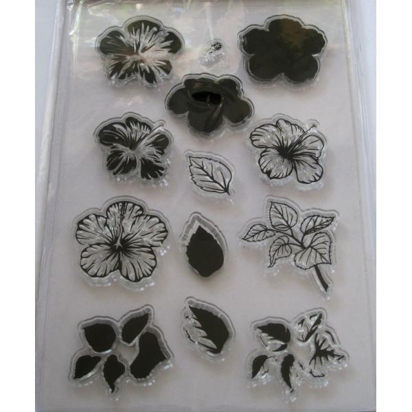 Stamplia silicon flori 0