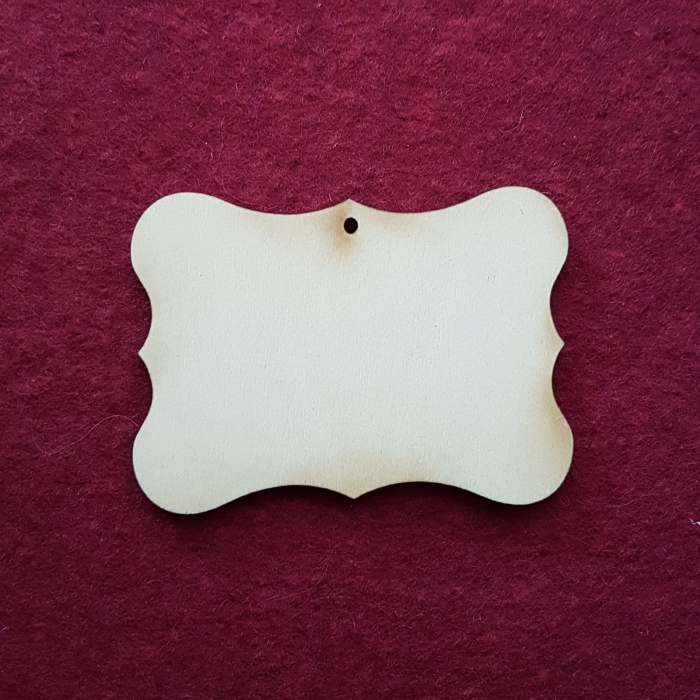 Decoratiune din lemn - Placuta decorativa 3 0