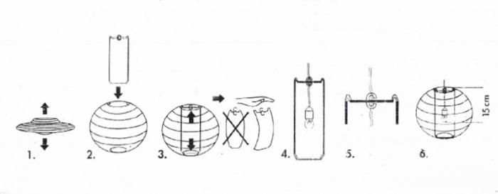 abajur-din-hartie-de-orez-25-cm 3