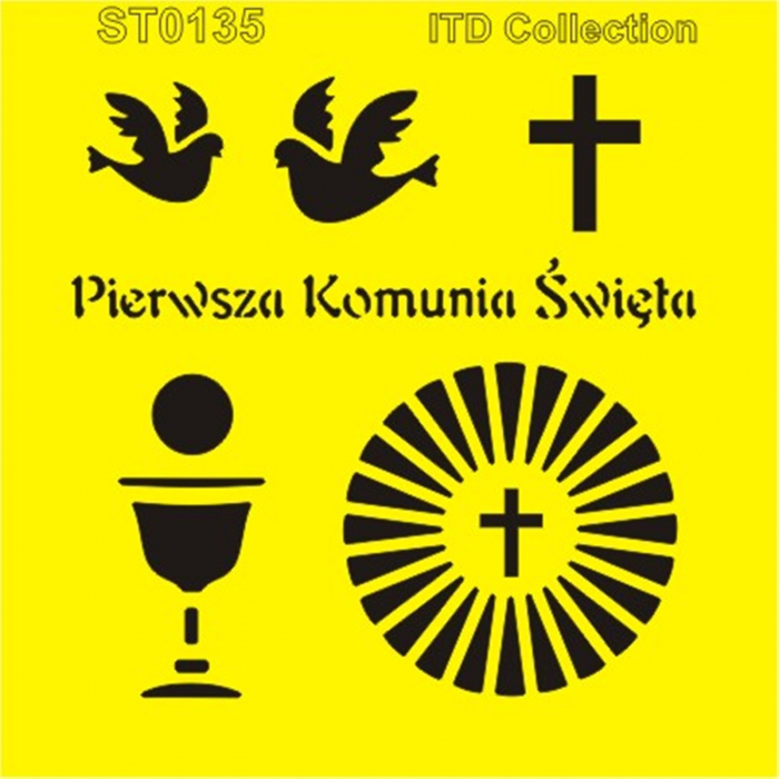 sablon-flexibil-comuniune-16x16cm-itd-collection-st0135a 0