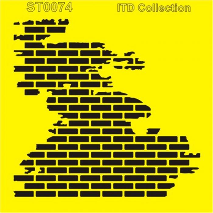 sablon-flexibil-zid-vechi-16x16cm-itd-collection-st0074b 0