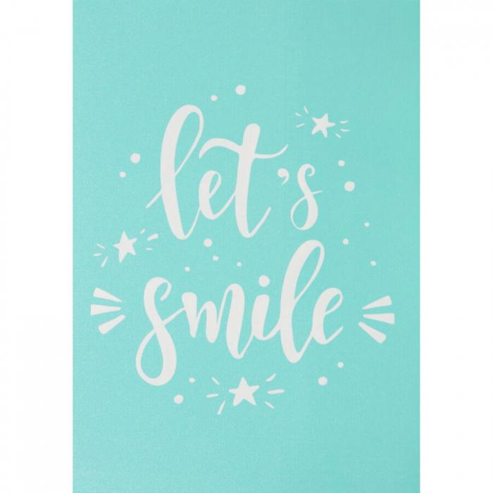 sablon-flexibil-autoadeziv-let's-smile [0]