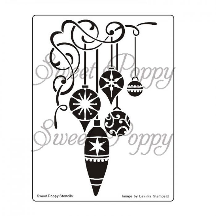sablon-metalic-ornament-craciun-sweet-poppy-sp1-194 0
