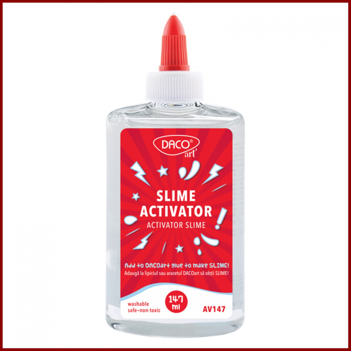Activator slime 147 ml Daco 0
