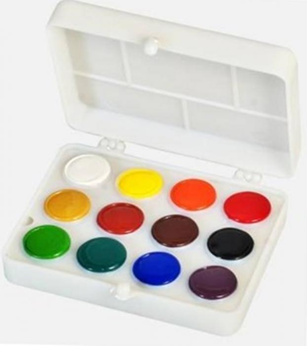Acuarela Colibri - Set godete 12 culori [0]