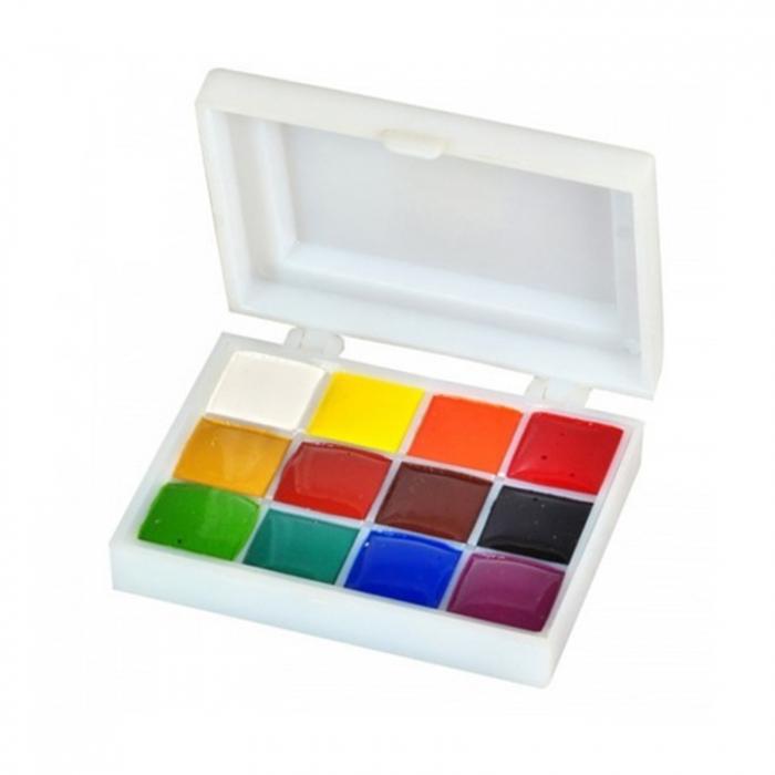 Acuarela Pictor - Set godete 12 culori 0