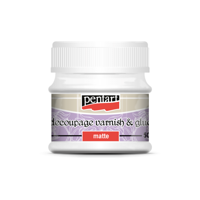 Adeziv decoupage mat 50 ml