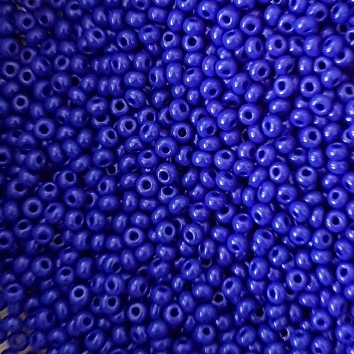 Margele Nisip Preciosa Ornela 10/0 - Albastru 33060 0