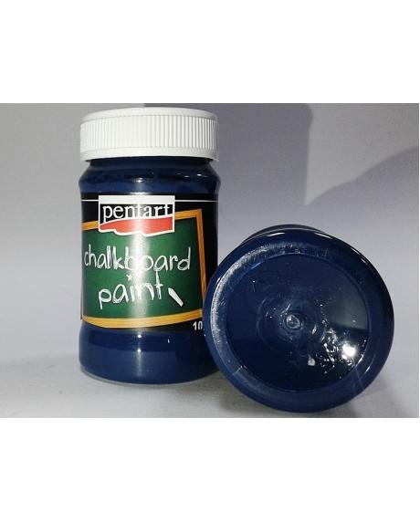 Vopsea de tabla albastru indigo (100 ml) 0