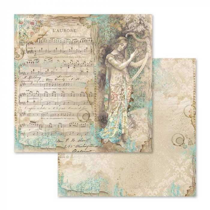 album-scrapbooking-music-sbbl48-stamperia 4