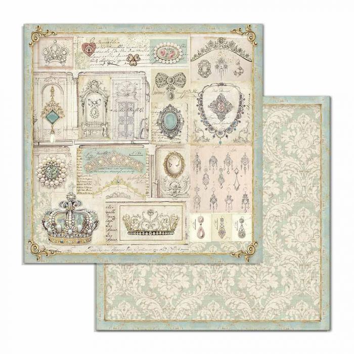 album-scrapbooking-princess-sbbl75-stamperia 9