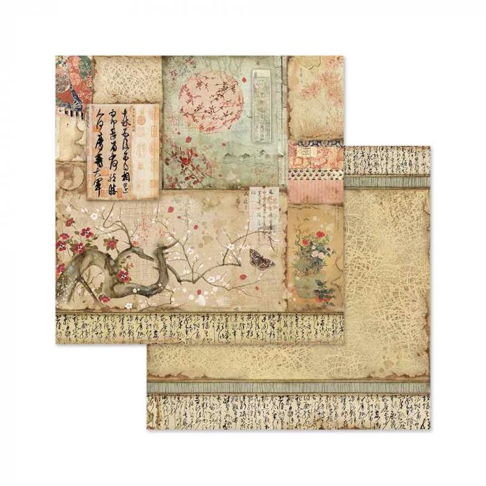 album-scrapbooking-oriental-garden-sbbl58-stamperia 1